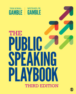 The Public Speaking Playbook