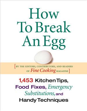 How to Break an Egg PDF