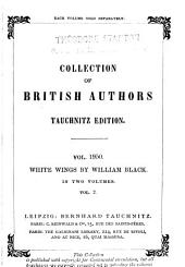 White Wings: A Yachting Romance, Volume 2