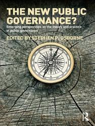 The New Public Governance PDF