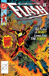 The Flash (1987-) #50