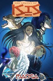 Legend of Isis: Manga