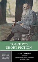 Tolstoy s Short Fiction PDF