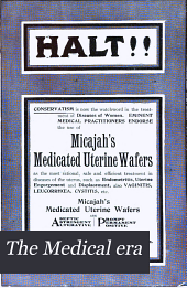 The Medical Era: A Practical Medical Magazine, Volume 8, Issue 6