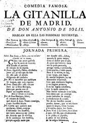 La Gitanilla de Madrid, comedia. In three acts and in verse