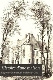 Histoire d'une maison