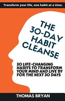 The 30 Day Habit Cleanse Book PDF