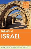 Fodor s Israel PDF