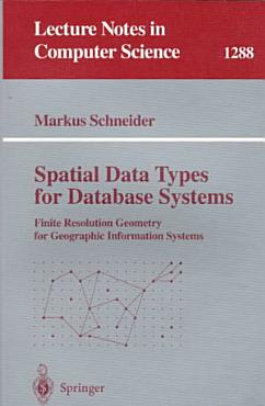 Spatial Data Types for Database Systems PDF