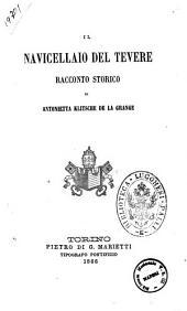 Il navicellaio del Tevere racconto storico di Antonietta Klitsche de La Grange