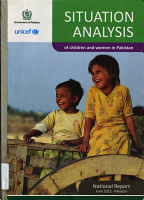Situation Analysis of Children and Women in Pakistan PDF