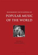 Bloomsbury Encyclopedia of Popular Music of the World  Volume 4 PDF
