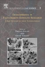 Developments in Palygorskite-sepiolite Research
