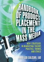 Handbook of Product Placement in the Mass Media PDF
