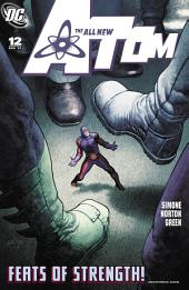 The All New Atom (2006-) #12