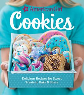American Girl Cookies Book