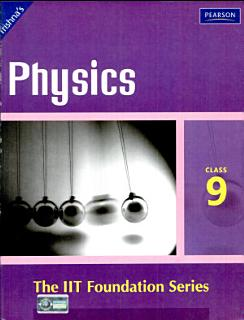 Iit Foundations   Physics Class 9 Book