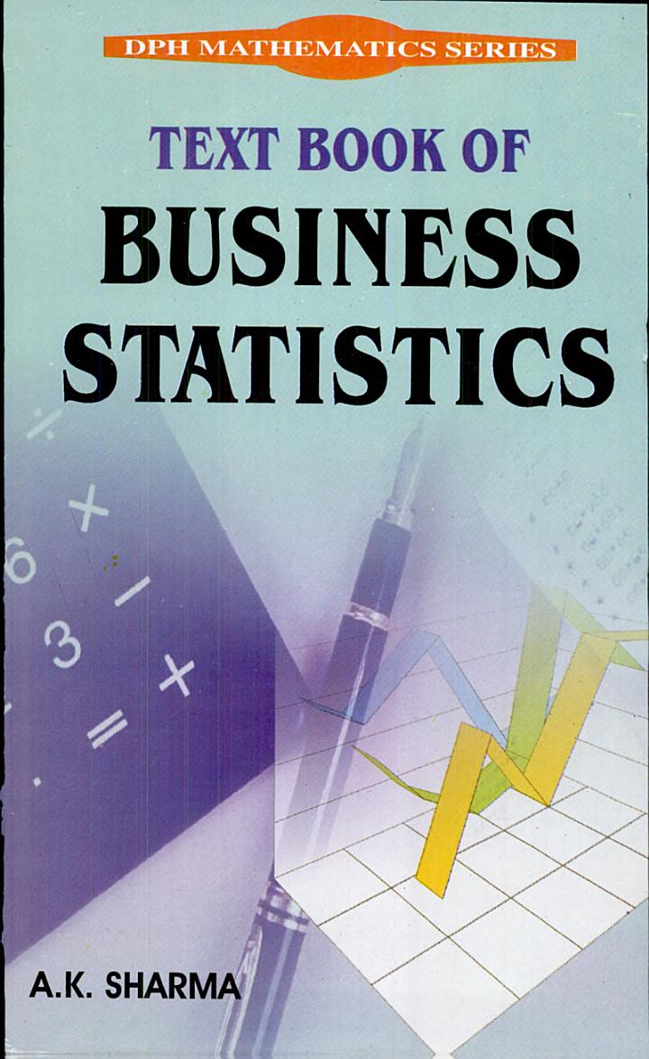 Text Book Of Business Statistics