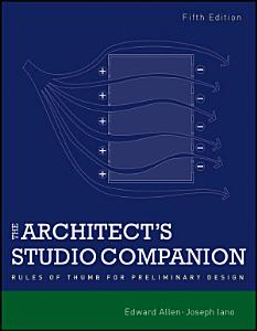 The Architect s Studio Companion