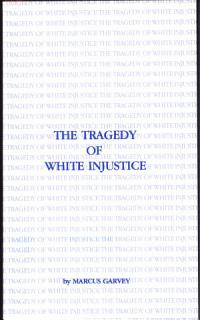 The Tragedy of White Injustice Book