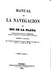 Manual de la navegacion del Río de la Plata