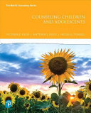 MyLab Counseling with Pearson EText    Access Card    for Counseling Children and Adolescents