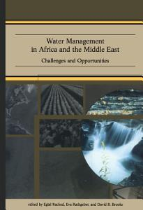 Water Management in Africa and the Middle East Book