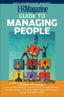 HR Magazine Guide to Managing People PDF