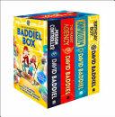 The Blockbuster Baddiel Box