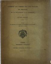 Comment les femmes ont été exclues en France de la succession à la couronne