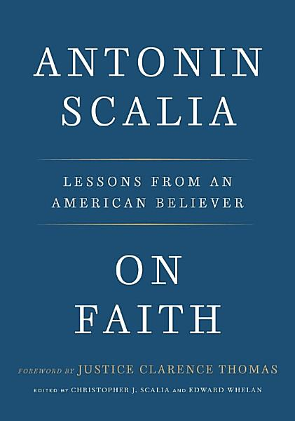 Download On Faith Book