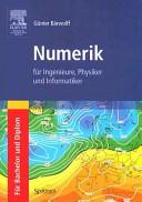 Numerik f  r Ingenieure  Physiker und Informatiker PDF