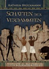 Schatten der Verdammten - Leseprobe: Hori und Nachtmin, Band 2