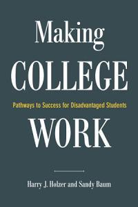 Making College Work Book