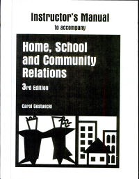 IML to Accompany Home  School and Community Relations