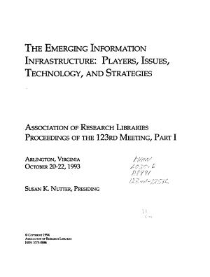 Proceedings of the     Meeting PDF