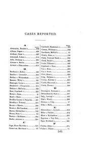 Reports of Cases Argued and Determined in the Supreme Court of Tennessee: Volume 68