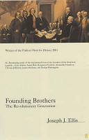 Founding Brothers Book PDF