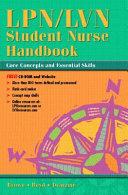 LPN LVN Student Nurse Handbook PDF