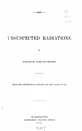 Papers on radiation, chemistry: 1901-1912