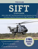 SIFT Study Guide 2018 2019 Book