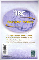 2012 International Building Code Turbo Tabs for Soft Cover Edition