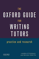 The Oxford Guide for Writing Tutors