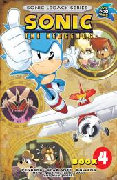 Sonic the Hedgehog: Legacy: Volume 4