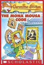 Geronimo Stilton #15: The Mona Mousa Code