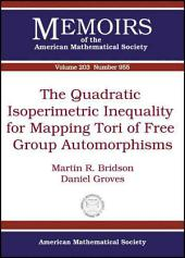 The Quadratic Isoperimetric Inequality for Mapping Tori of Free Group Automorphisms