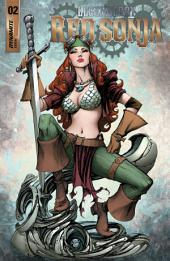 Legenderry: Red Sonja #2 (of 5)