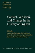 Contact, Variation, and Change in the History of English