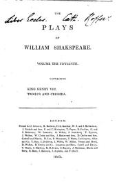 The Plays of William Shakspeare: With the Corrections and Illustrations of Various Commentators, to which are Added Notes, Volume 15