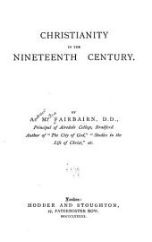 Christianity in the Nineteenth Century